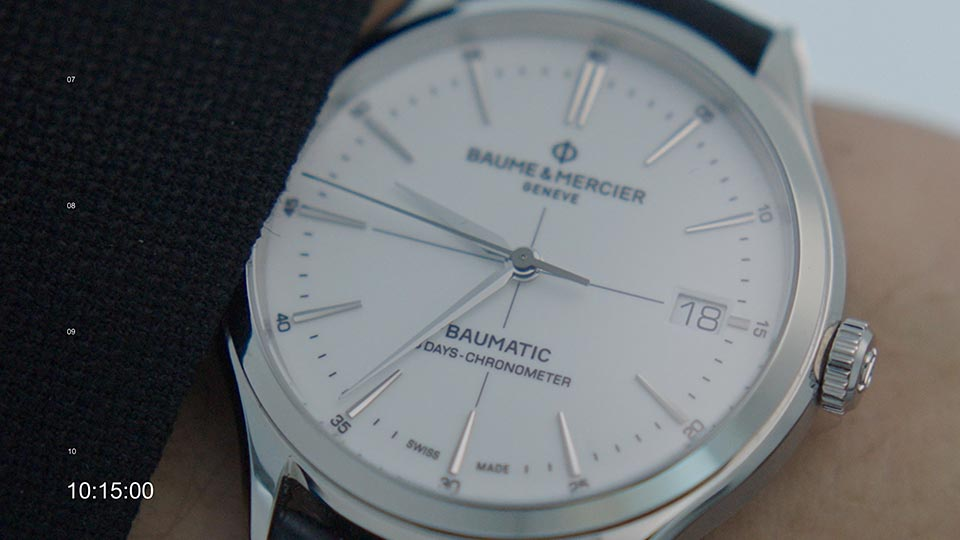 BAUME & MERCIER | BAUMATIC